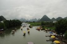 yulong river tourism