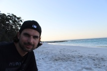 jervis bay and the whitest sand ever